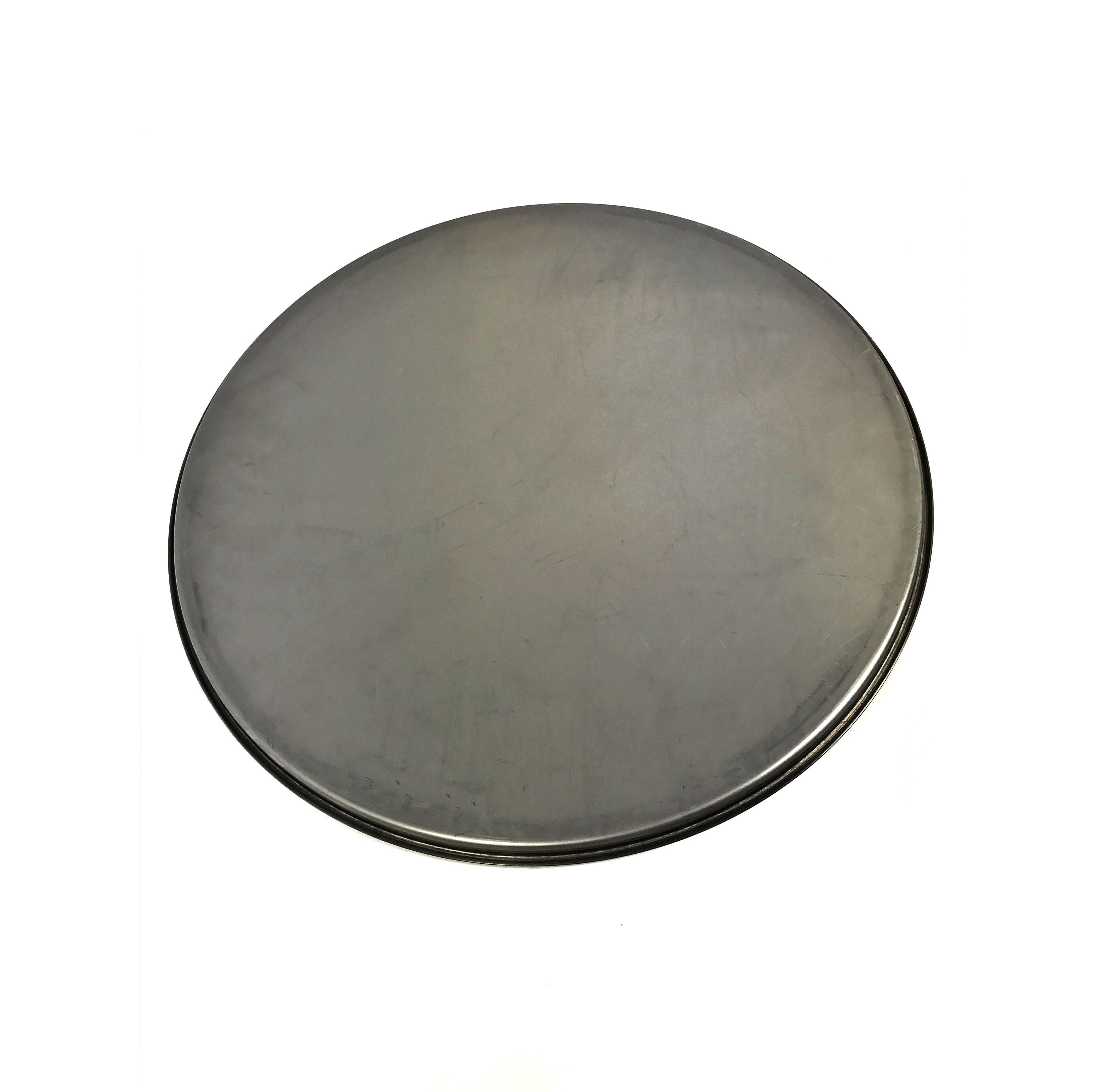 304 Stainless Steel Lid With Bead