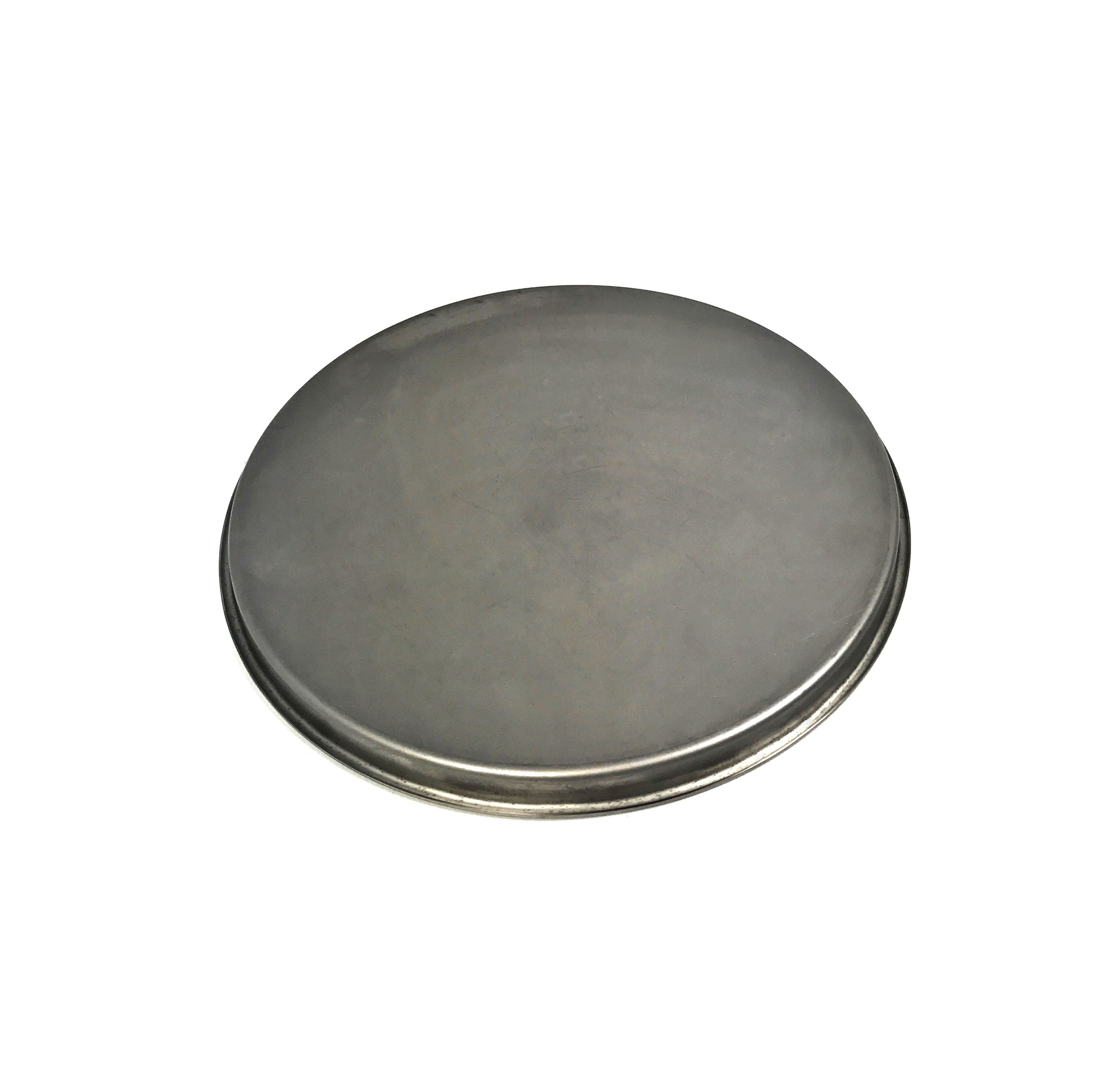 Stainless Steel Spun Lid