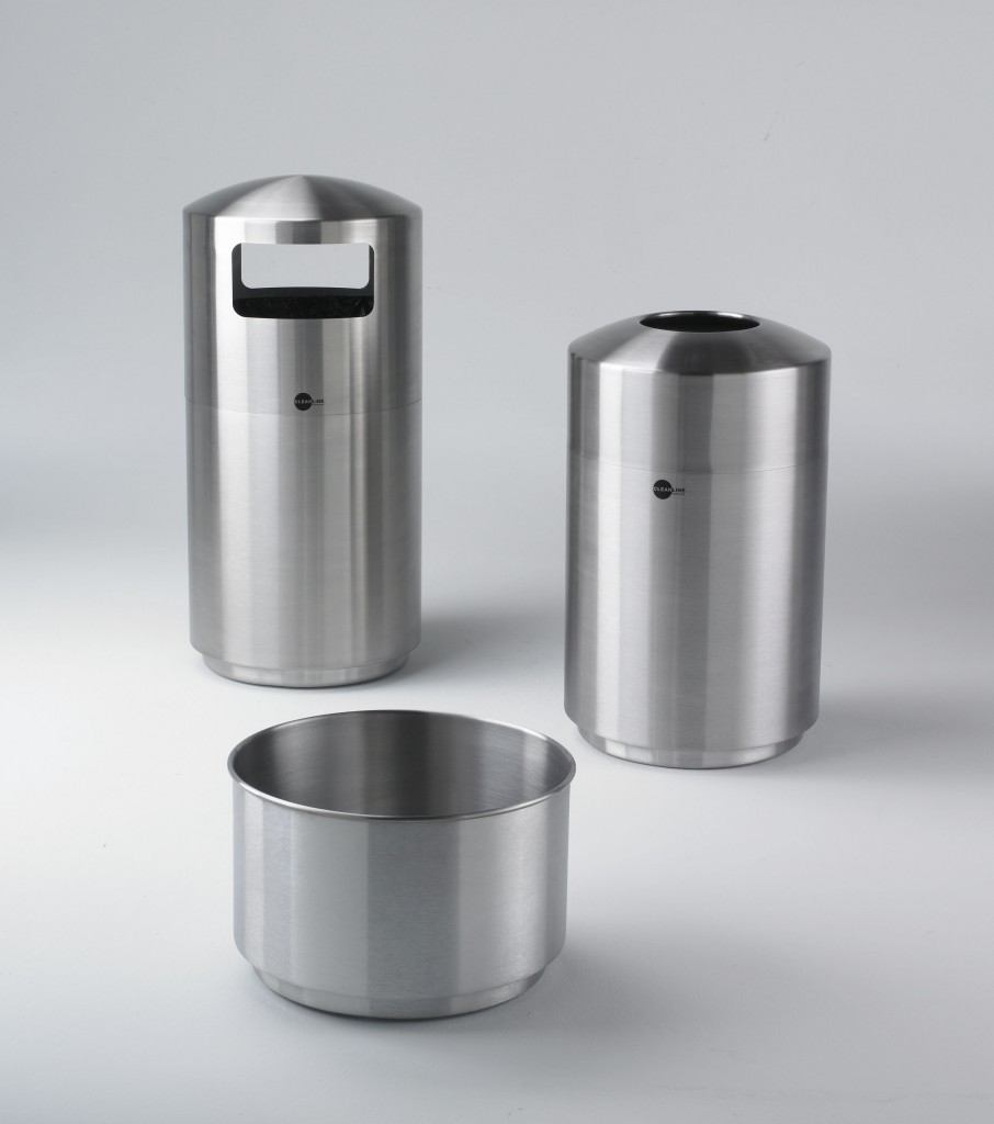 commercial trash cans u2013 cleanline waste receptacles - Commercial Trash Cans